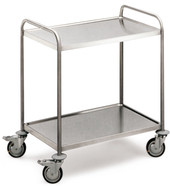 Shelf trolley, Number of bases: 2