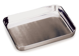 Dish ROTILABO<sup>&reg;</sup> Stainless steel, 370 mm