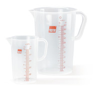 Measuring beakers ROTILABO<sup>&reg;</sup>, 5000 ml