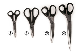 Scissors right-handed, 212 mm, 93 mm