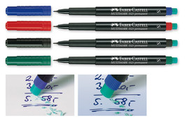 Laboratory markers Ink pen set