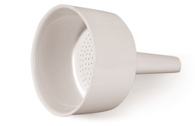Büchner funnel 127 C, 135 ml, Suitable for: Filter Ø: 70 mm, 74 mm