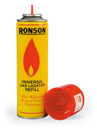 Universal refillable gas