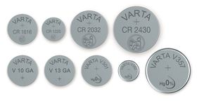 Button cell Varta, V 13 GA, 125 mAh