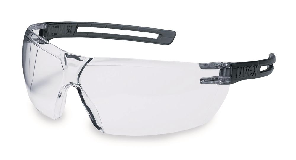Safety spectacles x-fit, colourless, grey, 9199085