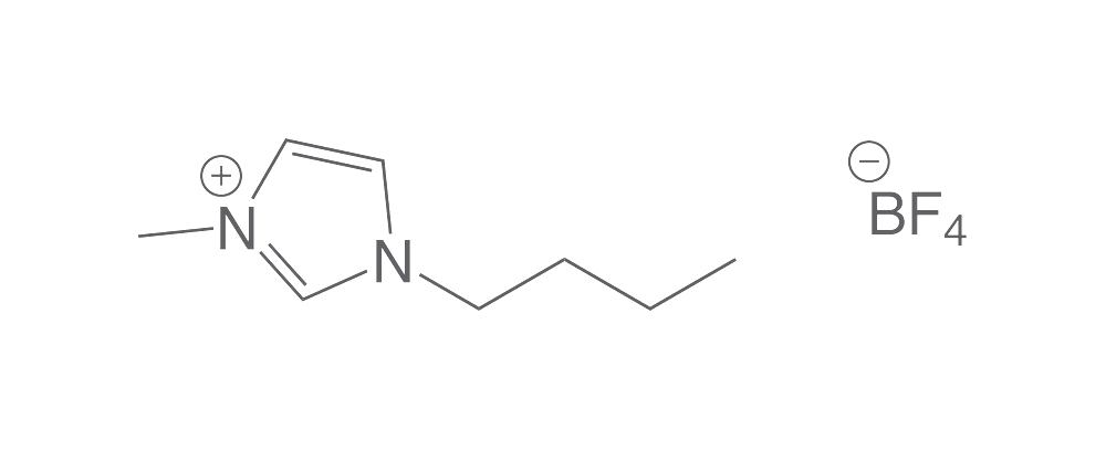1-Butyl-3-methyl-imidazolium-tetrafluoroborate (BMIM BF<sub>4</sub>), 25 g