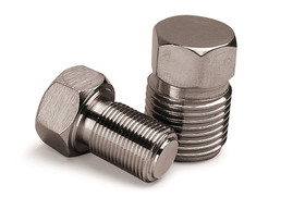 Accessories Screw stopper, Screw stopper type A for <sup>1</sup>/<sub>4</sub>″ connection opening