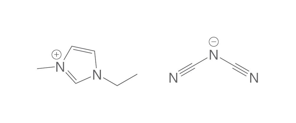 1-Ethyl-3-methyl-imidazolium-dicyanamid (EMIM DCA), 25 g