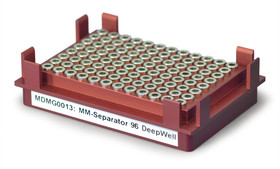 MM Separator for automated processing, 96 DeepWell