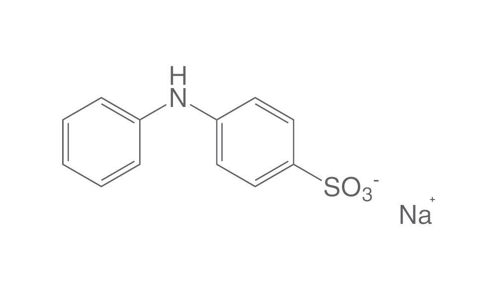 Acide diphénylaminosulfonique-4, sel de sodium, 10 g