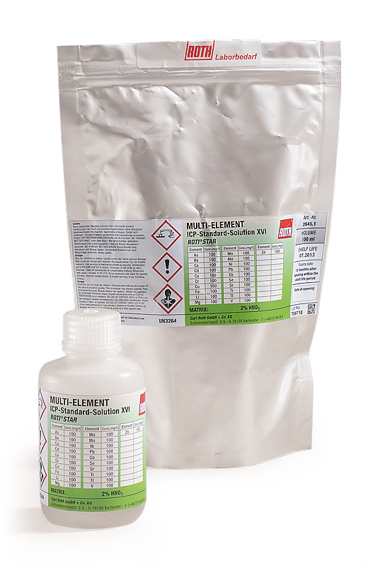 ICP Multi-Element Standard Solution IV (23 elements, 1000 mg/l)