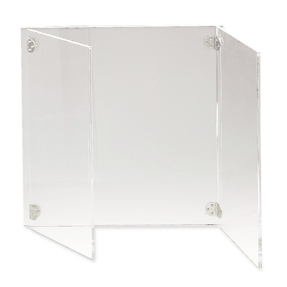 Protective screen SEKUROKA® with side panels Type 750