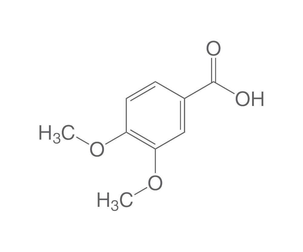 3,4-Dimethoxybenzoic acid, 100 g