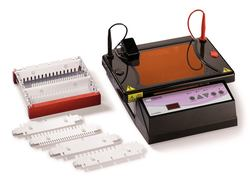Complete electrophoresis system ROTIPHORESE<sup>&reg;</sup> PROfessional runVIEW