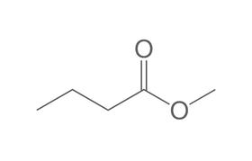 Butyric acid methyl ester