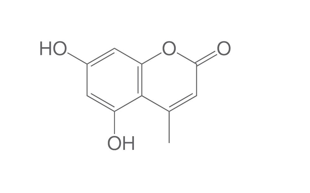 5,7-Dihydroxy-4-methylcoumarin Monohydrate