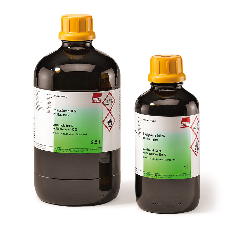 Acetic acid , 10 l, plastic