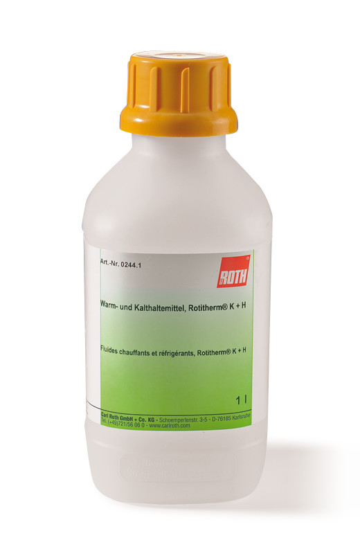 Heating bath fluid ROTITHERM<sup>&reg;</sup> H 250, 10 l