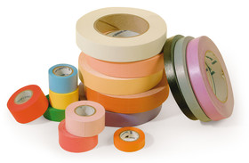 Marking tape ROTI<sup>&reg;</sup>Tape Core &#216; 25.4 mm, width 19,1 mm, Green