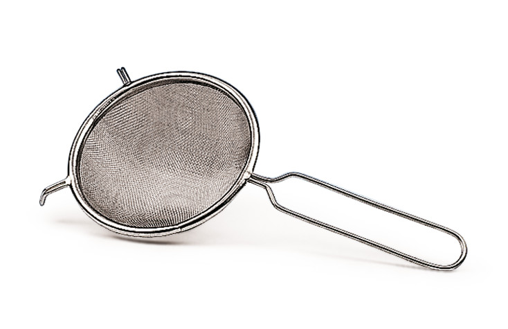 Round sieves ROTILABO<sup>&reg;</sup>, 250 ml, 120 mm