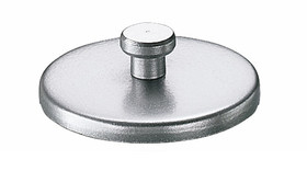 Accessories Lids for iron melting crucibles