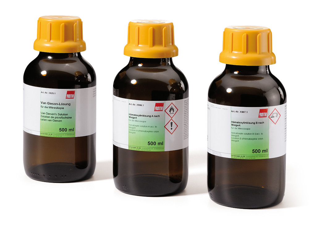 Van Gieson trichrome staining kit