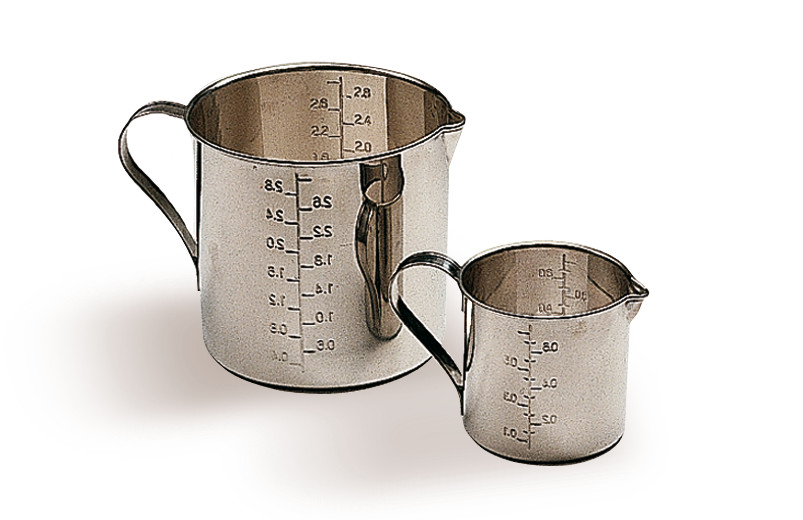 Measuring beakers ROTILABO<sup>&reg;</sup>, 2100 ml