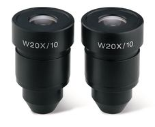 Accessories Widefield eyepieces for 33208, 33213 and 33263 models, 20x