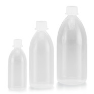 Narrow mouth bottles, 1000 ml, GL 32