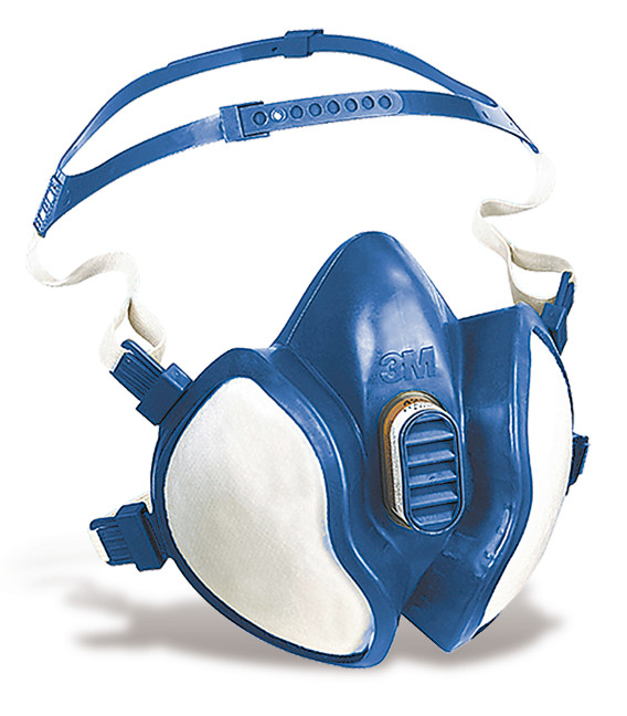 Respiratory protection mask 4000 Plus series FFABE1P3 RD