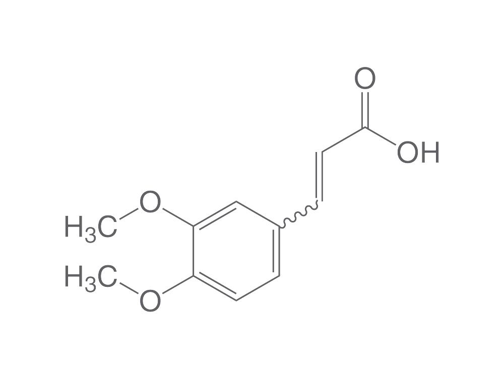 3,4-Dimethoxy cinnamic acid
