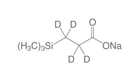 3-(Trimethylsilyl)propionic-2,2,3,3 acid sodium salt D4 (TSP-D4)