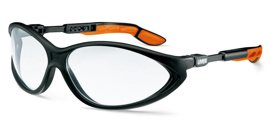 Safety spectacles cybric, Grey