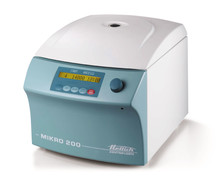Microlitre certrifuge MIKRO series Model MIKRO 200 classic, non-cooled
