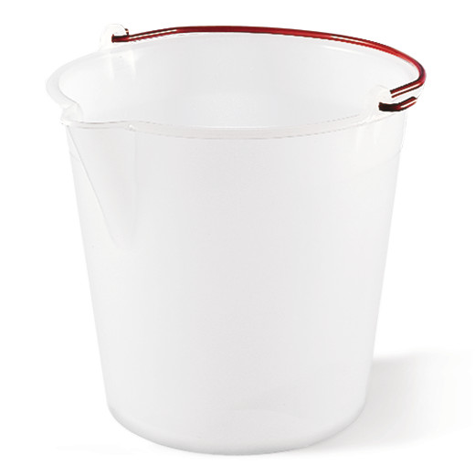 Buckets ROTILABO<sup>&reg;</sup> with spout, 9 l