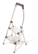 Stepladder with handle, Steps: 2