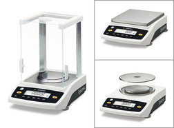 Analytical and precision balances Entris<sup>&reg;</sup> Series Models with external calibration, 6200 g, Entris 6202-1S