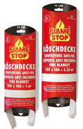 Fire blanket FLAME STOP, 180 x 125 cm