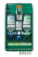 QuickSafe Complete eye wash first aid box QuickSafe Chemical industry