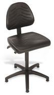 Office chair, Glides, 440 ­ 630 mm