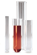 Centrifuge tubes with round bottom Type 3117, 50 ml, Height: 104 mm