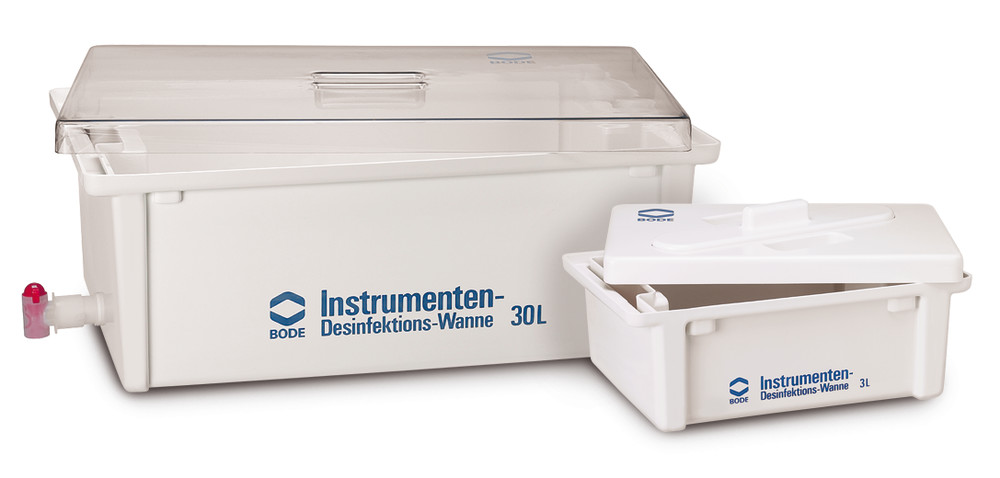 Disinfection tub, 3 l