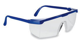 Safety spectacles 511, Normal type, Blue
