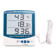Thermohygrometer With extra-large display