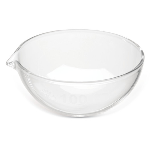 Evaporating dishes ROTILABO<sup>&reg;</sup> With round bottom, 35 ml