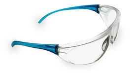 Safety spectacles Millennia<sup>&reg;</sup> sport, Blue