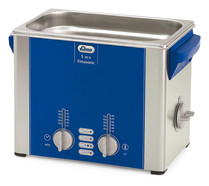 Ultrasonic cleaning unit Elmasonic S without heating, 0.8 l, S10