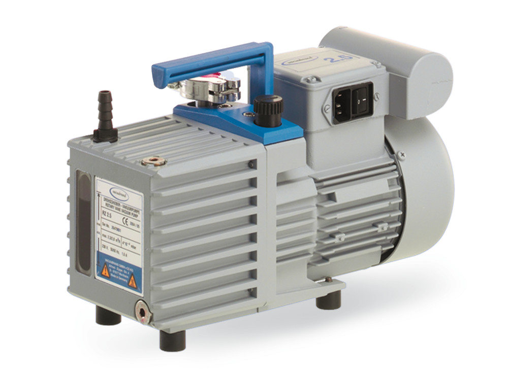 Rotary vane pump XS series two-stage, RZ 9
