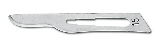Scalpel blades ROTILABO<sup>&reg;</sup> for handle No. 3
