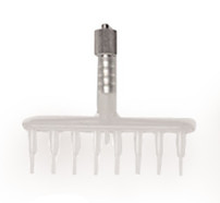 Accessories Adapter with suction rake for AZ, AC, AA